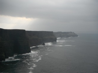 Cliffs of Moher Ireland 2012