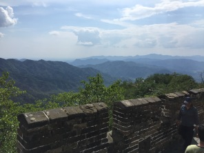 Great Wall, Mutianyu, China 2015