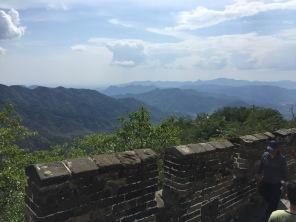 Great Wall, Mutianyu, China 2015