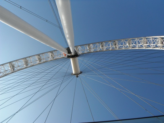 London Eye 2012