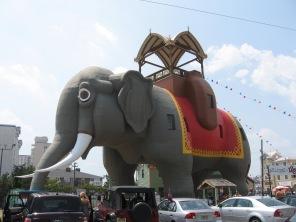 Lucy the Elephant Margate, NJ 2011
