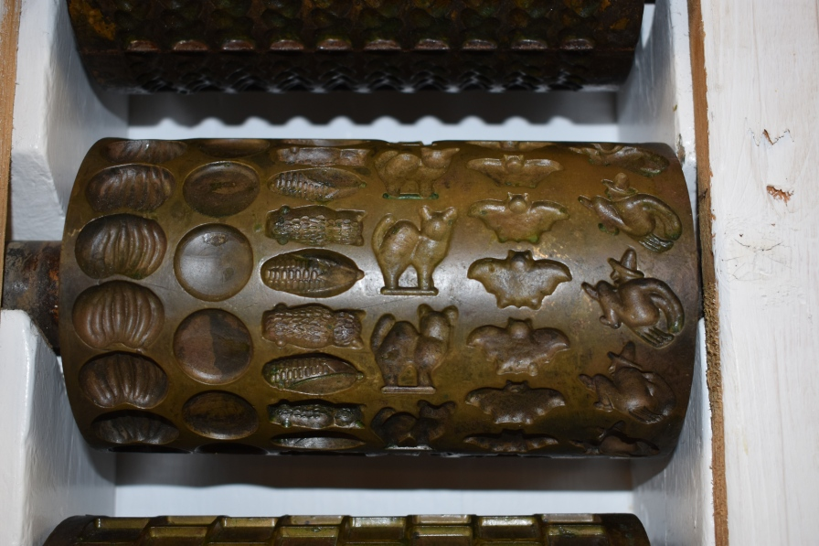 Shirver's Halloween Candy Mold