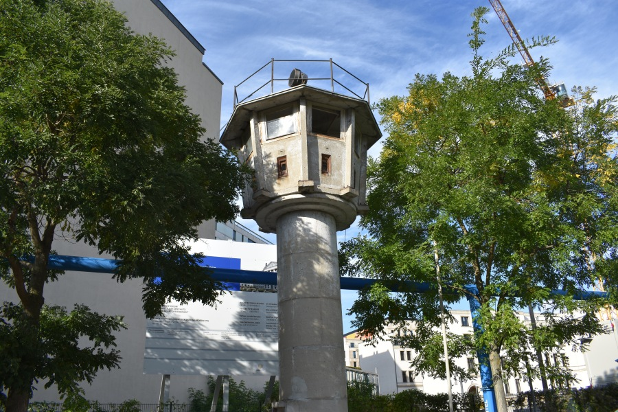 The Last DDR Guard Tower