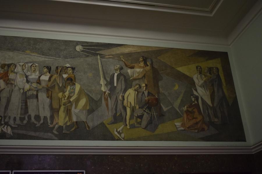 Bratislava Mural
